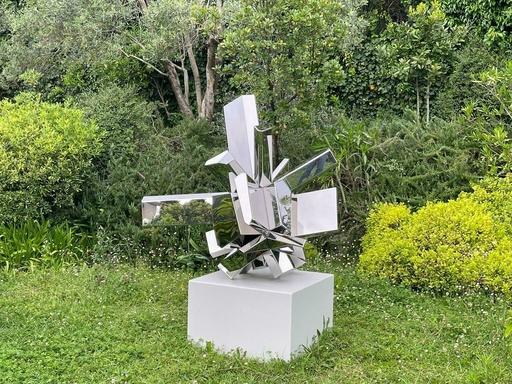 Arik LEVY - Skulptur Volumen - RockGrowth 134