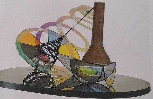 Dennis OPPENHEIM - Escultura - STILL DANCING