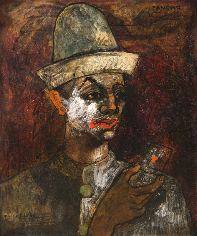 Francis PICABIA - Painting - Pancho