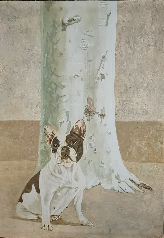 Claudine PICARD - Gemälde - Jau
