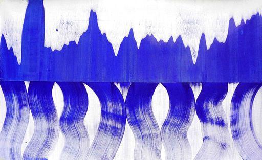 Sumit MEHNDIRATTA - Painting - Composition No.169