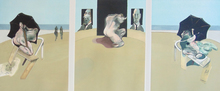 Francis BACON - Print-Multiple - Triptych 1974-1977