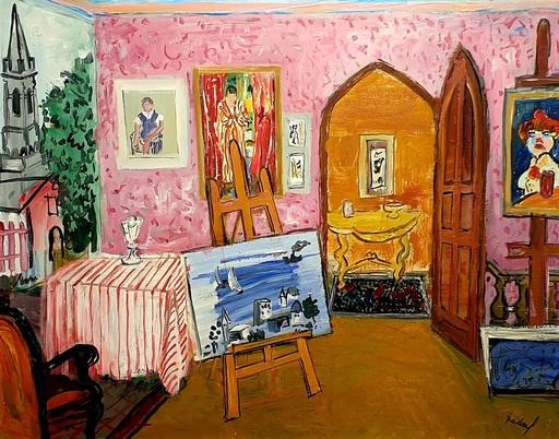 Carlos NADAL - Gemälde - NÍCE