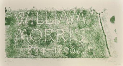 Scott MYLES - Print-Multiple - A History of Type Desing / William Morris, 1834-1896 (Kelmsc