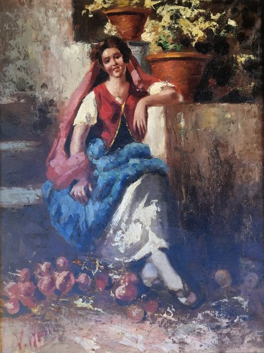 Vincenzo IROLLI - 绘画