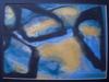 Rolph SCARLETT - Disegno Acquarello - abstract figure