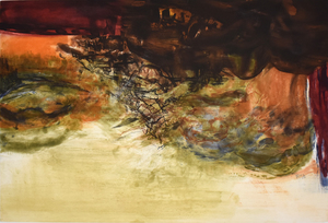 ZAO Wou-Ki - Print-Multiple - Etching No. 300