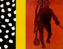 Eduardo ARROYO - Print-Multiple - Deshollinador II