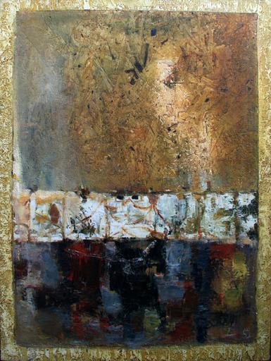 Levan URUSHADZE - Pintura - Faces # 3