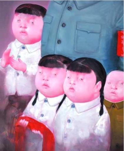 尹坤 - 绘画 - Chinese Fairytales - Walk