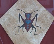 Francisco TOLEDO - Peinture - Cricket kite