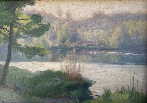 Adolphe FAUGERON - 绘画 - Vaux De Cernay