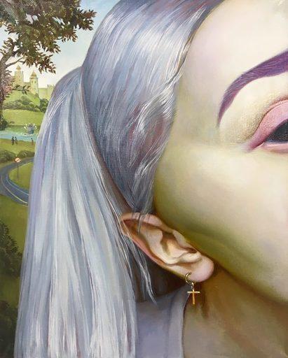 Anna SELINA - Pittura - Dagon