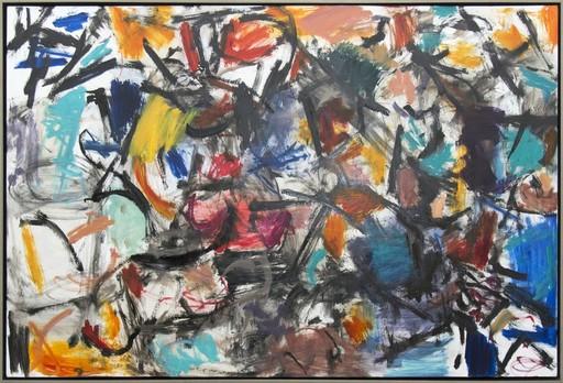 Scott PATTINSON - Painting - Denouement No 64