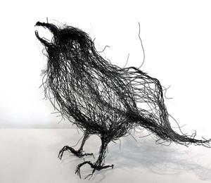 Hellen HALFTERMEYER - Sculpture-Volume - Crépuscule 1