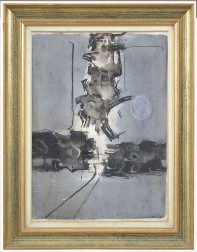 Gianni BERTINI - Pintura - Desire de Selene