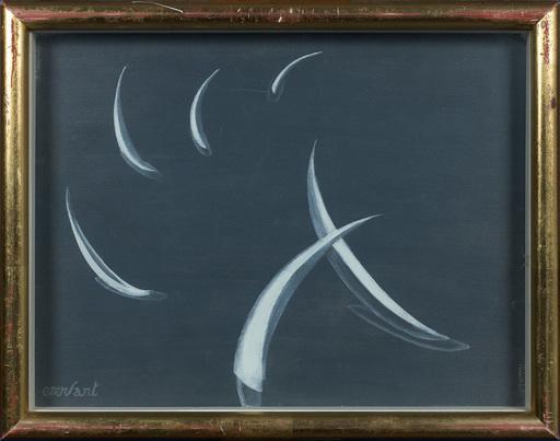 Amédée OZENFANT - 绘画 - Six voiles par temps gris
