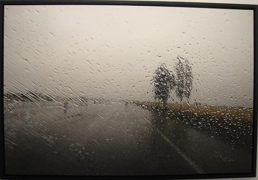 Abbas KIAROSTAMI - Fotografia - Rain series n.1