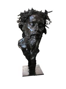 Romain LANGLOIS - Scultura Volume - Couronne d'épines