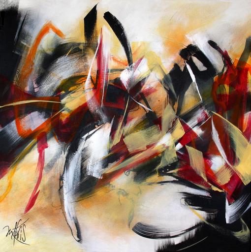 MABRIS - Pintura - Brouillon de Culture