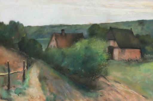 Lesser URY - Disegno Acquarello - Landscape