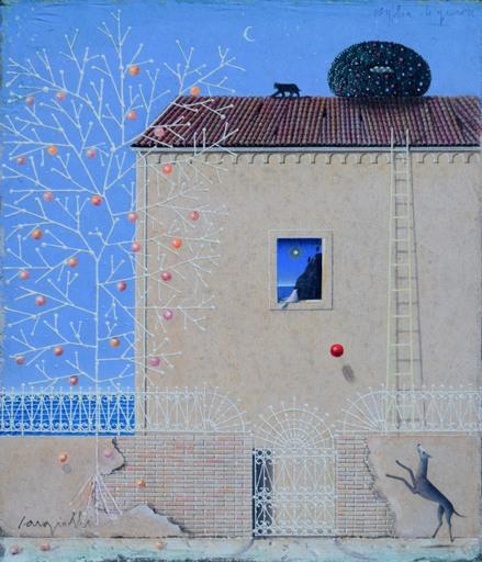 Claudio CARGIOLLI - Pintura - Voglia di giocare