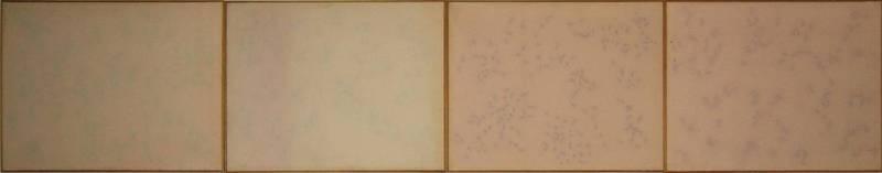 DADAMAINO - Peinture - COSTELLAZIONI (QUARTETTO)