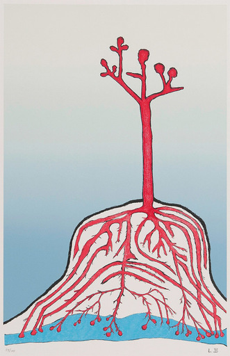 Louise BOURGEOIS - Stampa Multiplo - The Ainu Tree