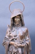 Emmanuel FRÉMIET - Sculpture-Volume - Vierge de Bethléem