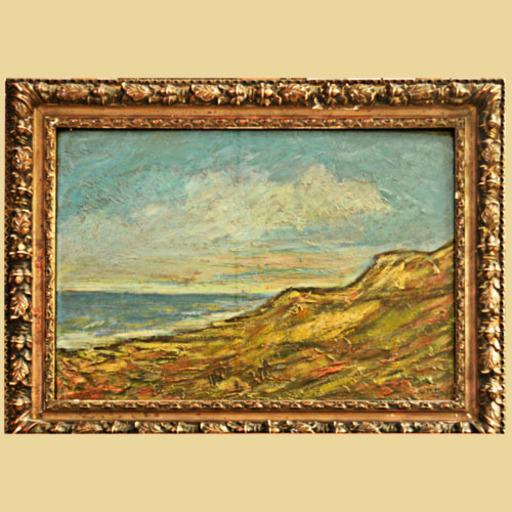 Gheorghe PETRASCU - Gemälde - Marine