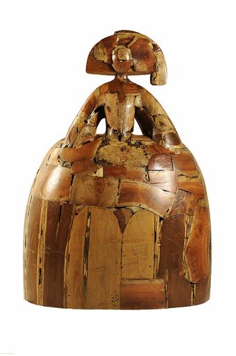 Manolo VALDÉS - Skulptur Volumen - Reina Mariana