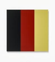Gerhard RICHTER - Grabado - Schwarz - Rot - Gold IV
