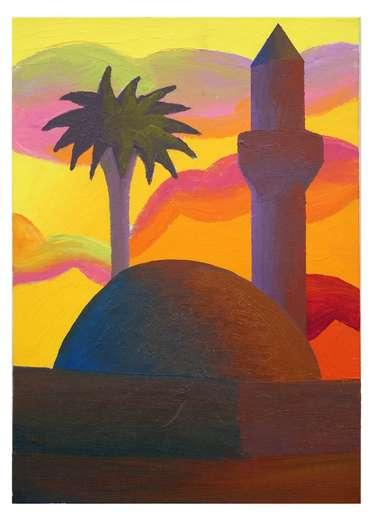 SALVO - Painting - Minareto