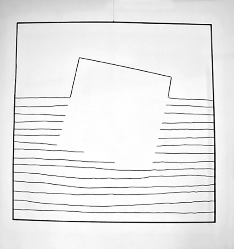 Lukas ULMI - Sculpture-Volume - Ausencia presente III