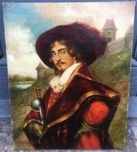 Ferdinand ROYBET - Pintura - Caballero