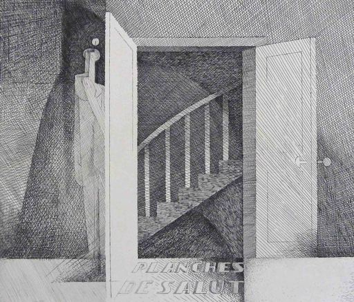 Louis MARCOUSSIS - Print-Multiple - Frontispiece for Planches de Salut