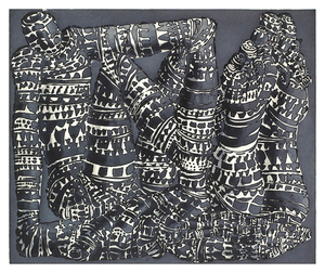 Tony CRAGG - Print-Multiple - Form Code #1