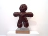 Henri IGLESIS (1964) - Petit Bonhomme (chocolat)