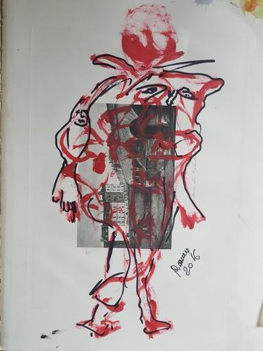 RAMON - Disegno Acquarello - SANS TITRE