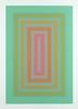 Richard Joseph ANUSZKIEWICZ - Estampe-Multiple - VERIDIFIED - 1971