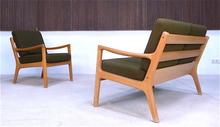 Ole WANSCHER (1903-1985) - 'Senator' Sofa & Easy Chair