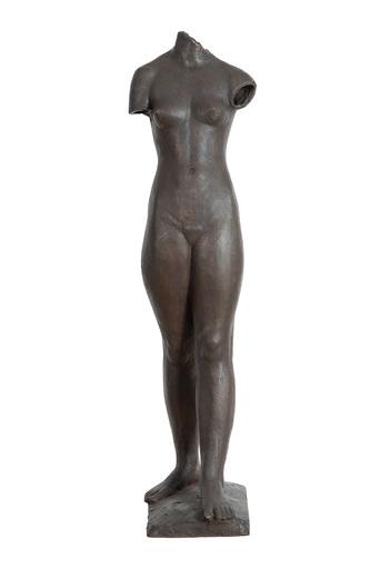 Gerhard MARCKS - Skulptur Volumen - Torso Betula
