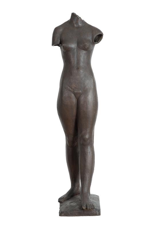 Gerhard MARCKS - Sculpture-Volume - Torso Betula