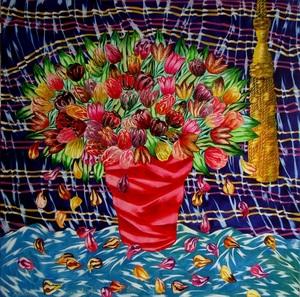 Kristine Luize AVOTINA - Peinture