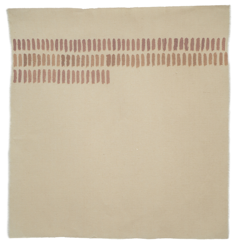 Giorgio GRIFFA - Painting - Orizzontale