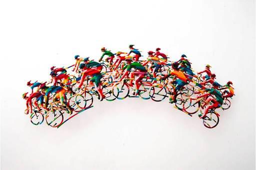 大衛•葛爾斯坦 - 雕塑 - Tour de Force A