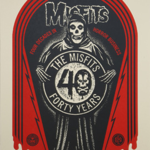 Shepard FAIREY - Druckgrafik-Multiple - The Misfits