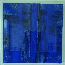 Marcello LO GIUDICE - Painting - EDEN BLU