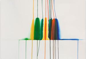 Martin REYNA - Disegno Acquarello - Untitled (Ref 17136)