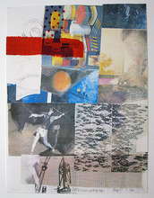 Robert RAUSCHENBERG (1925-2008) - Untitled